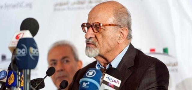 Interview with Haitham al-Maleh ''We Want the Syrian Regime to Be Further Isolated''