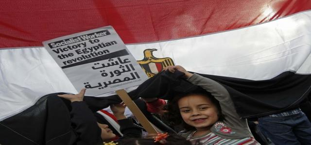 January 25th Revolution – More than Just Political Change in Egypt