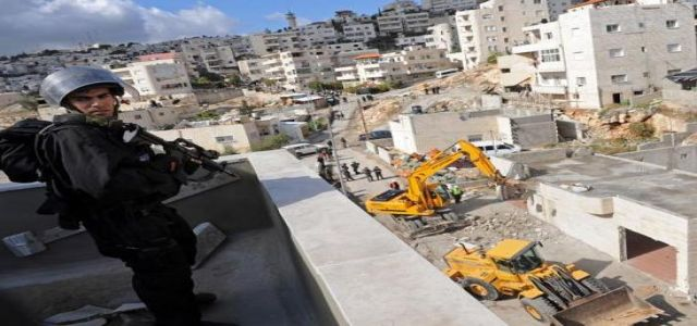EU: demolition of Jerusalem homes a violation of international law