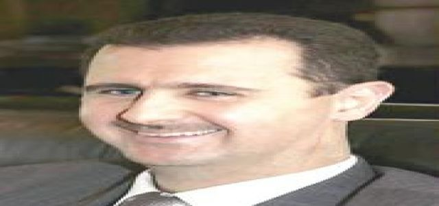 Syrian president addresses topics revealing his thoughts