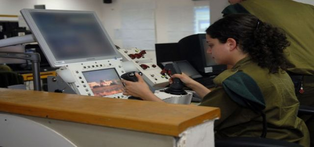 The Spot-and-Shoot Game: Israeli female soldiers kill by remote control