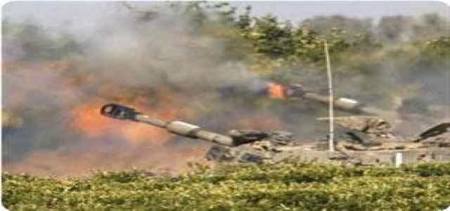 Two Palestinians wounded east of Gaza