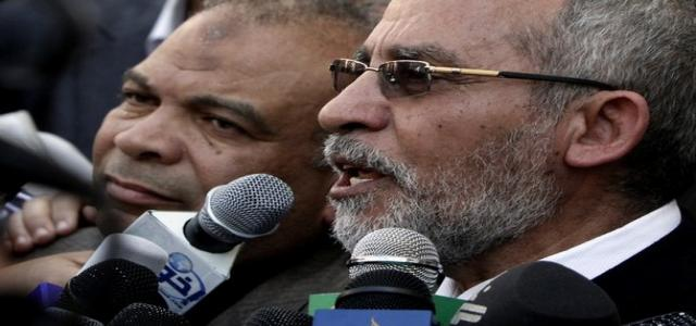 In a Rare Interview With State TV, Badie Praises Integrity of Egyptian Armed Forces