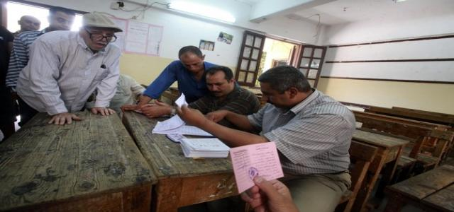 Liberties Committee of the Egyptian Lawyers' Syndicate Calls for an End to Parliamentary Elections