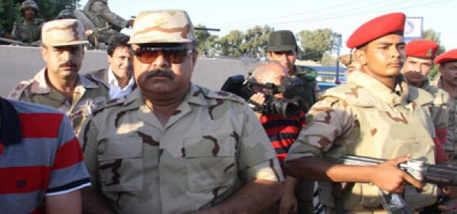 Muslim Brotherhood, FJP Condemn Attack on Commander of Egypt Second Army