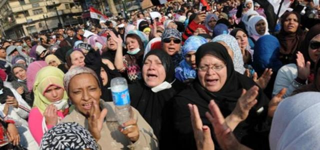 Morsi Campaign Condemns Assault and Harassment of Egyptian Women