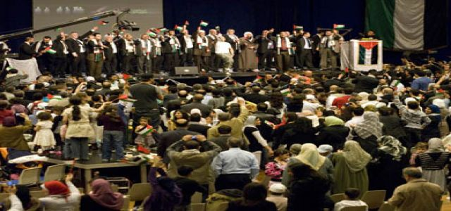 Massive participation in 8th Palestinians in Europe conference in Berlin
